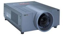 inštalačný EIKI projektor s dlhou optikou